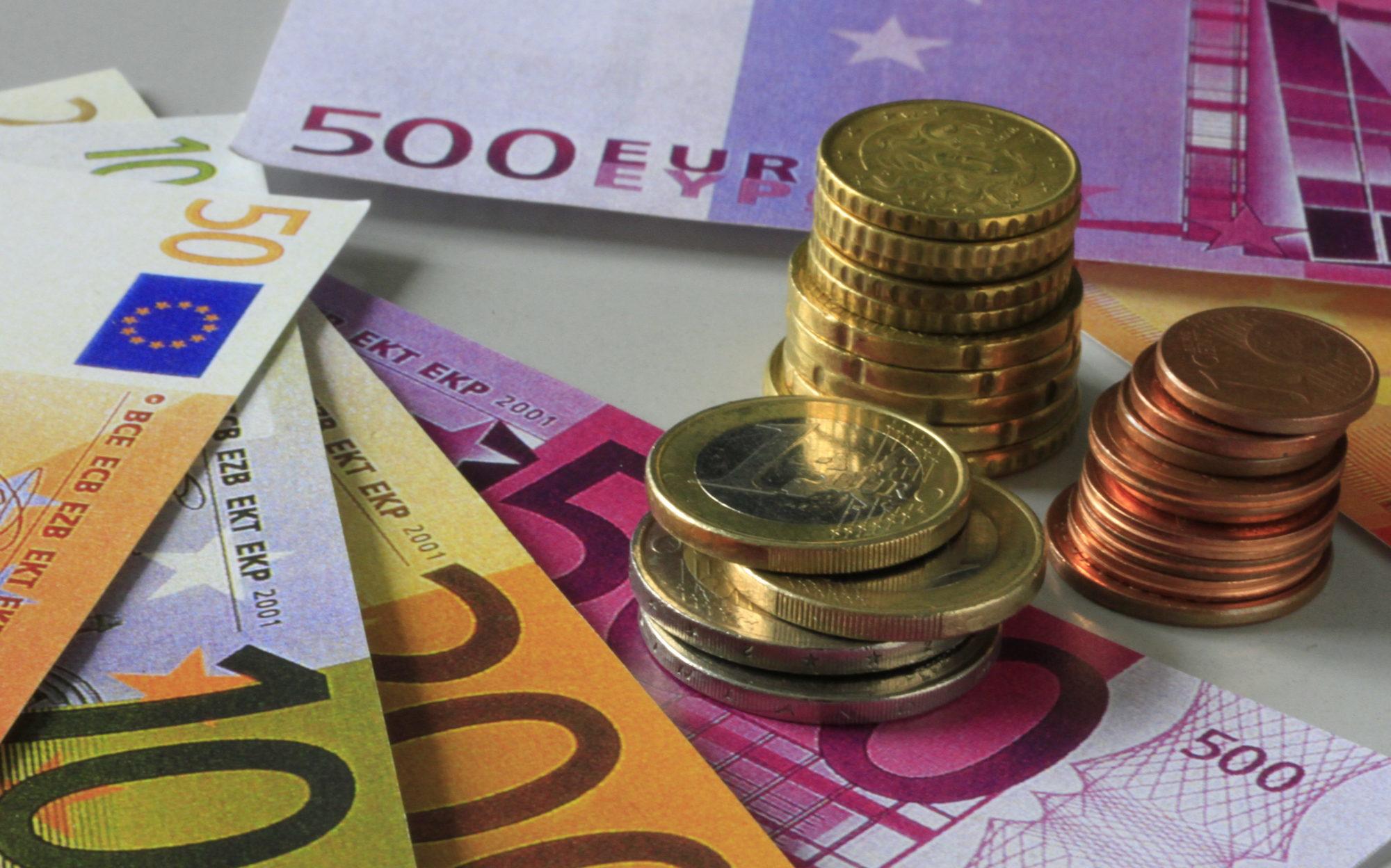 Mehr Geld durch Tarifeinigung. © Sabine Rübensaat