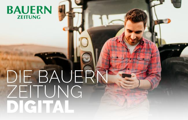 Die digitalen Produkte der Bauernzeitung