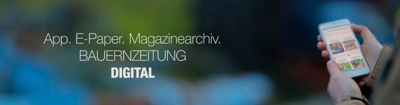 Teaserbild Bauernzeitung Digital