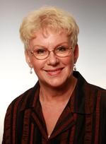 Mitarbeiterin der Anzeigenabteilung Eva-Maria Büssow