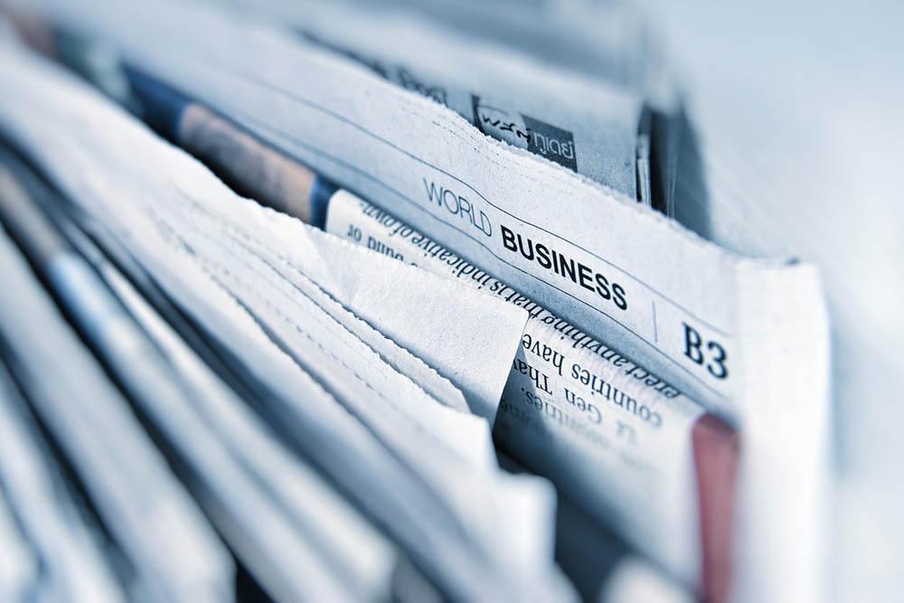Presse Zeitungen