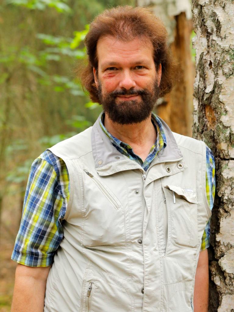 Redakteur Jörg Möbius