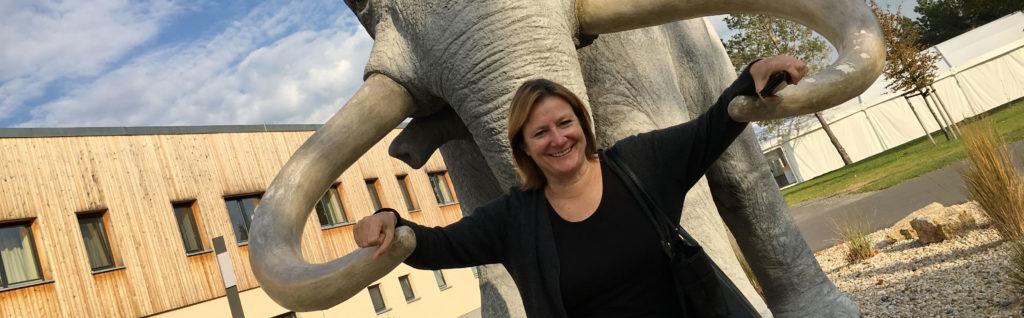 Redakteurin Bärbel Arlt