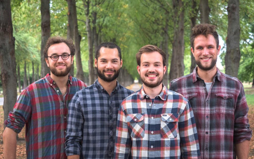 Das Gründerteam von HAIP