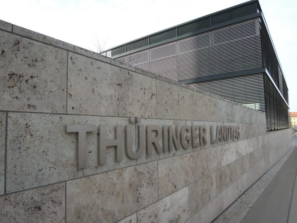 Bei der Thüringen-Wahl wird der Landtag gewählt
