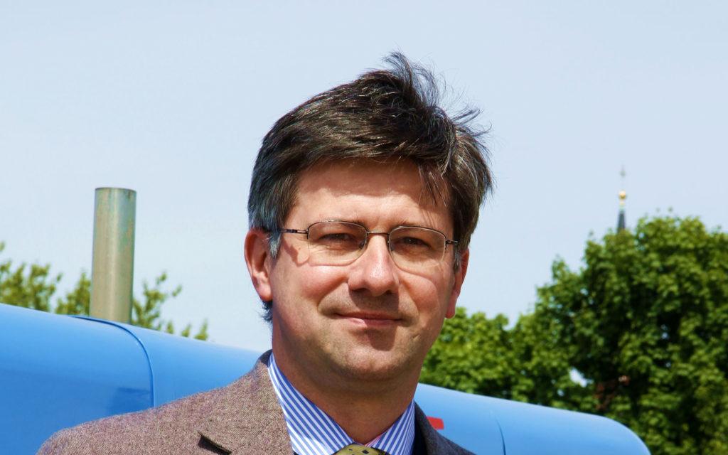 Neuer Chefredakteur der Bauernzeitung Dr. Tanneberger