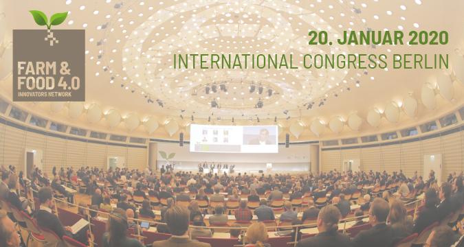 farm&food international congress 20 januar 2020