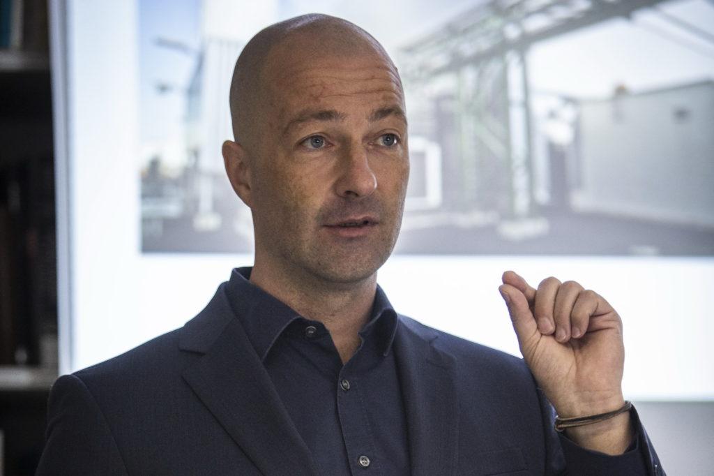 Dr. Horst Ninnemann ist einer der Gründer von Novihum Technologies.