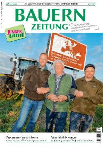Aktuelle Ausgabe der Bauernzeitung KW 45 2019