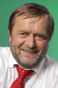 Ufop-Vorsitzender Wolfgang Vogel