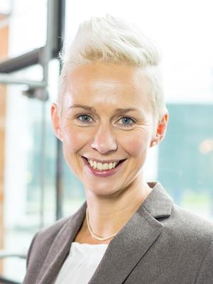 Die Juristin Silvia Breher aus dem Oldenburger Münsterland ist jetzt eine der Stelvertreterinnen von Parteichefin Annegret Kramp-Karrenbauer. (c) CDU-Fraktion
