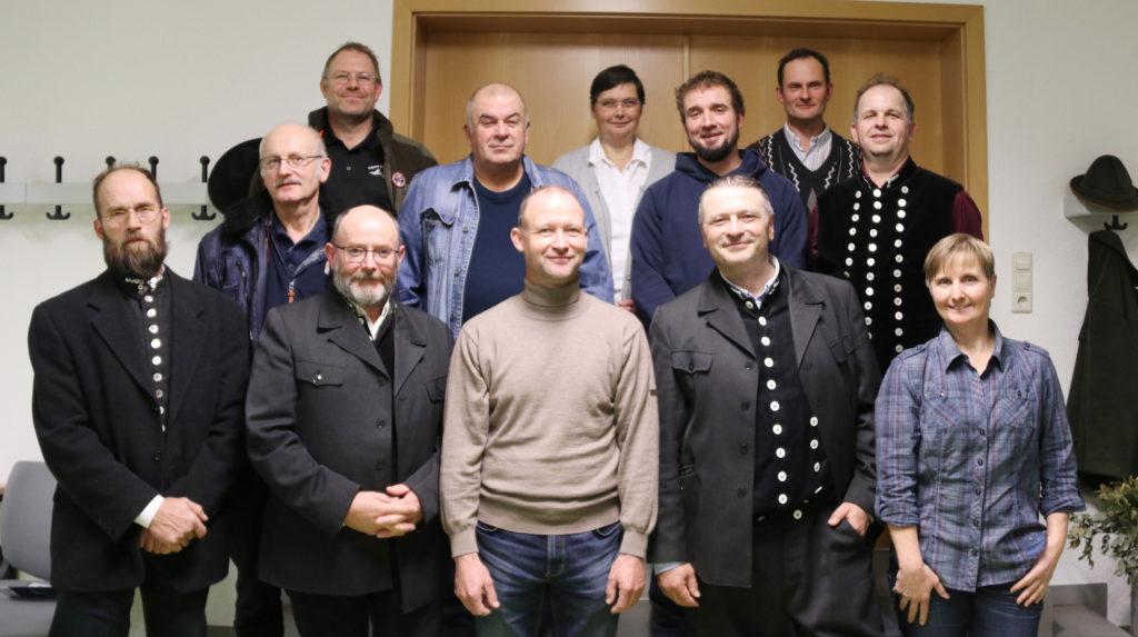 Schafttag Vorstand gewählt