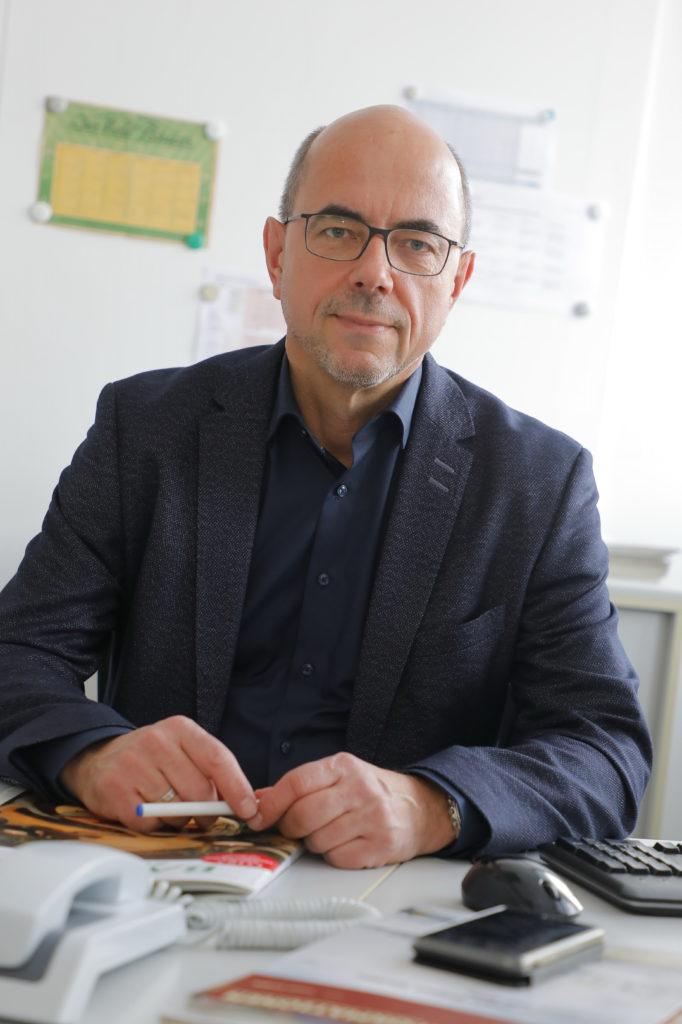 Chefredakteur der Bauernzeitung/Deutschland: Ralf Stephan. 2019