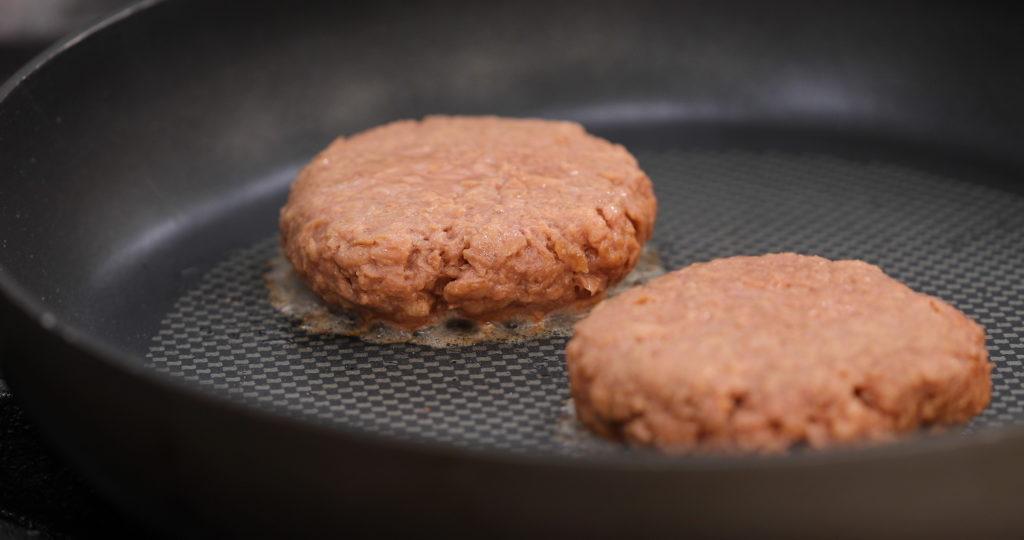 Fleischalternativen - vegane Burger