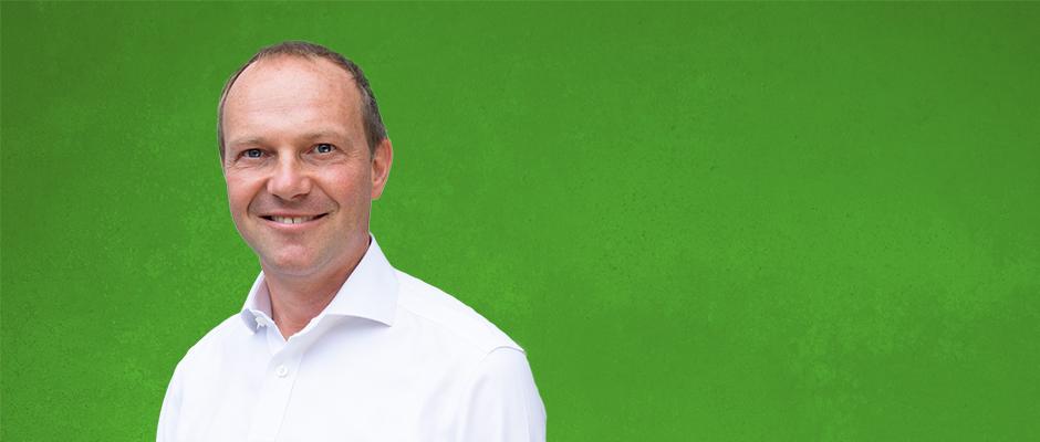 Wolfram Günther, LA ndwirtschaftsminister sachsen