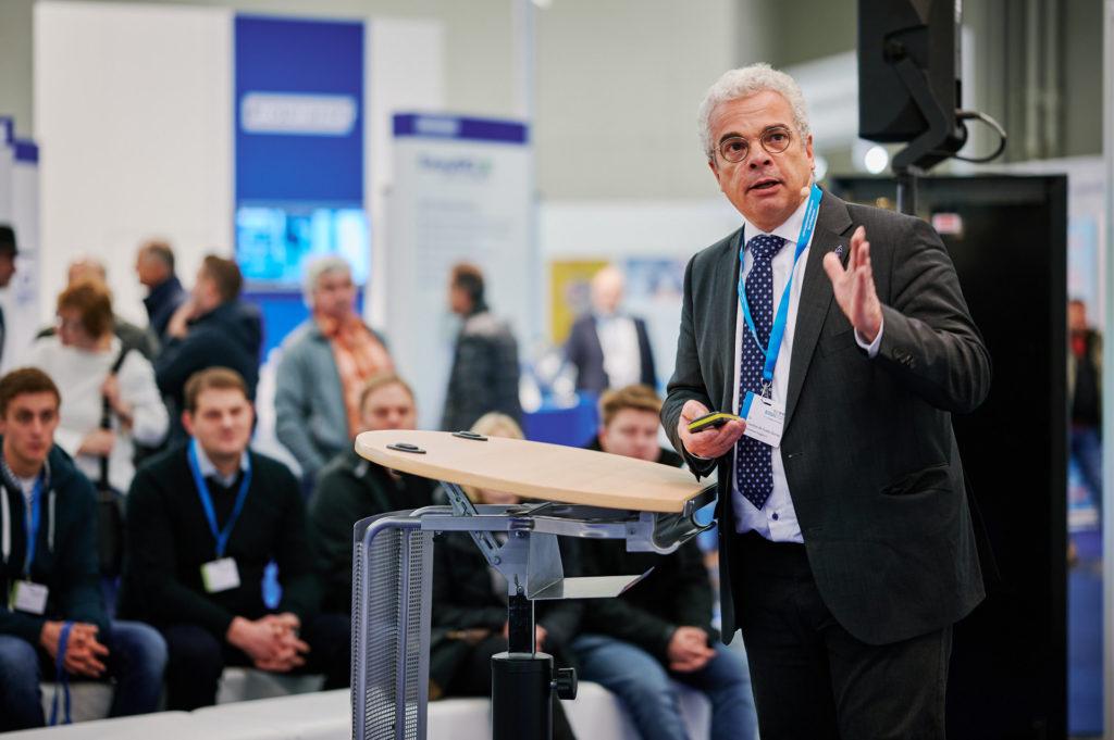 Dr. Claudius da Costa Gomez, Hauptgeschäftsführer vom Fachverband Biogas