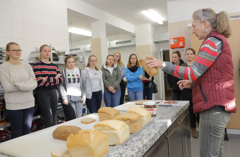 Landesfachklasse Mecklenburg-Vorpommern für Konditoren Brot
