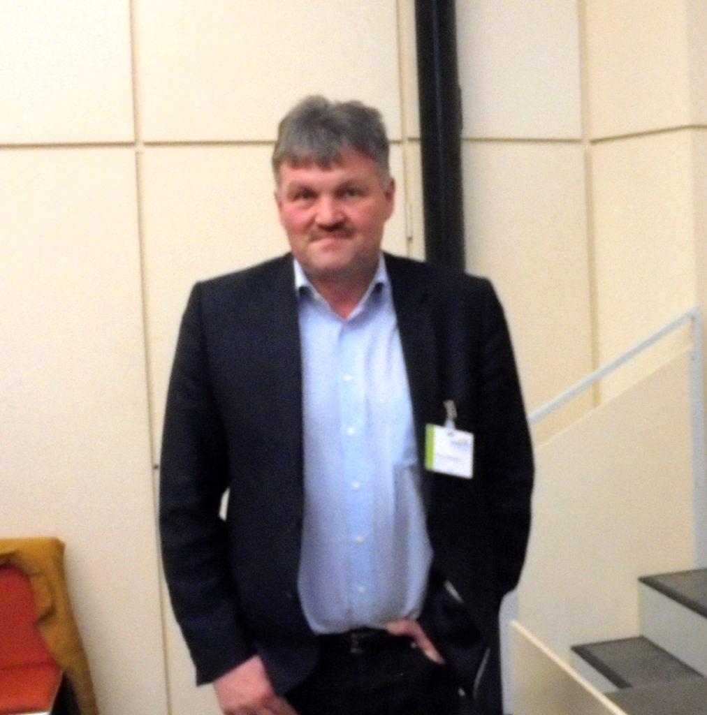 Norbert Bleisteiner, Biogasanlagen rote Gebiete