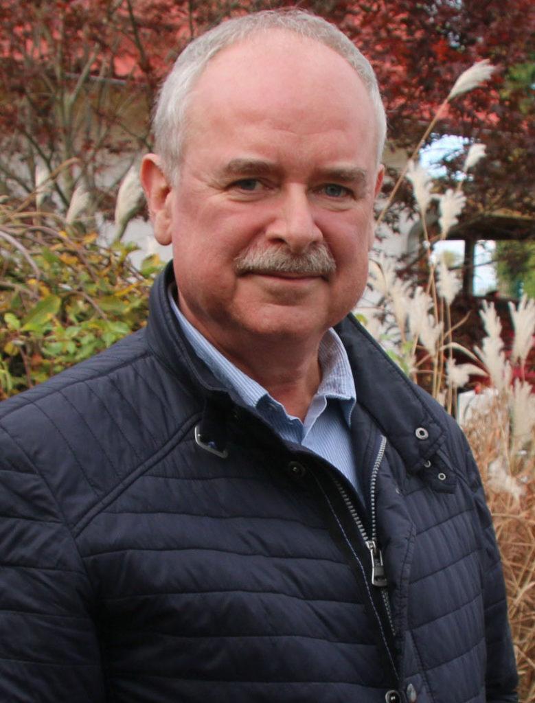 Gerd Rinas ist Landesredakteur in Mecklenburg-Vorpommern. (c) Sabine Rübensaat