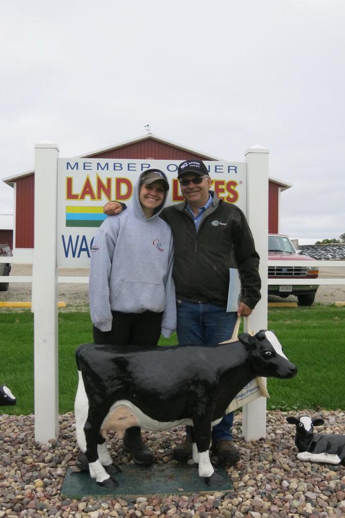 Farmerfamilie Wagner