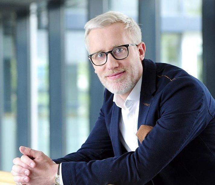 Thüringens Landwirtschaftsminister Benjamin-Immanuel Hoff ist in Erfurt zugleich Chef der Staatskanzlei.