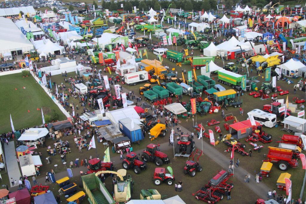 Mit 1.000 Ausstellern und mehr als 70 000 Besuchern ist die MeLa doe größte Fachausstellung in Mecklenburg-Vorpommern.