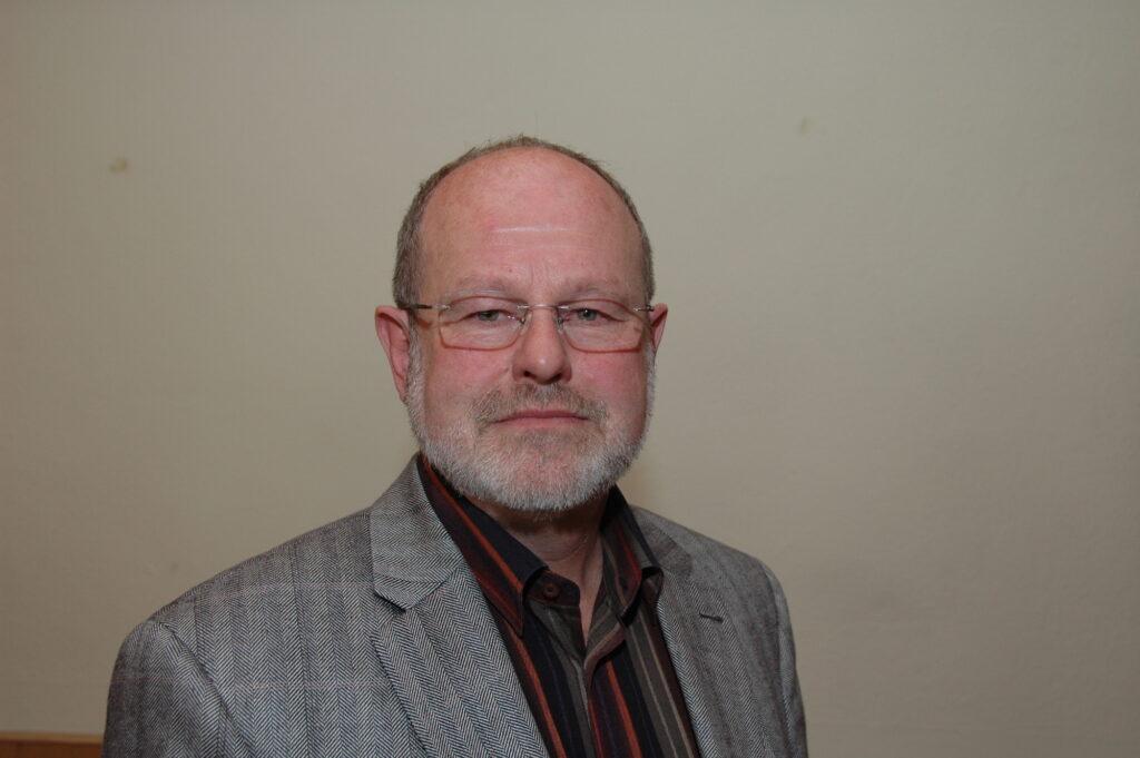 Dr. Gerd Reinhold vom Thüringer Landesamt für Landwirtschaft und Ländlichen Raum (TLLLR)
