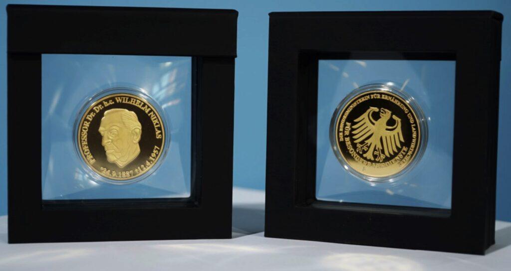 Die Professor-Niklas-Medaille