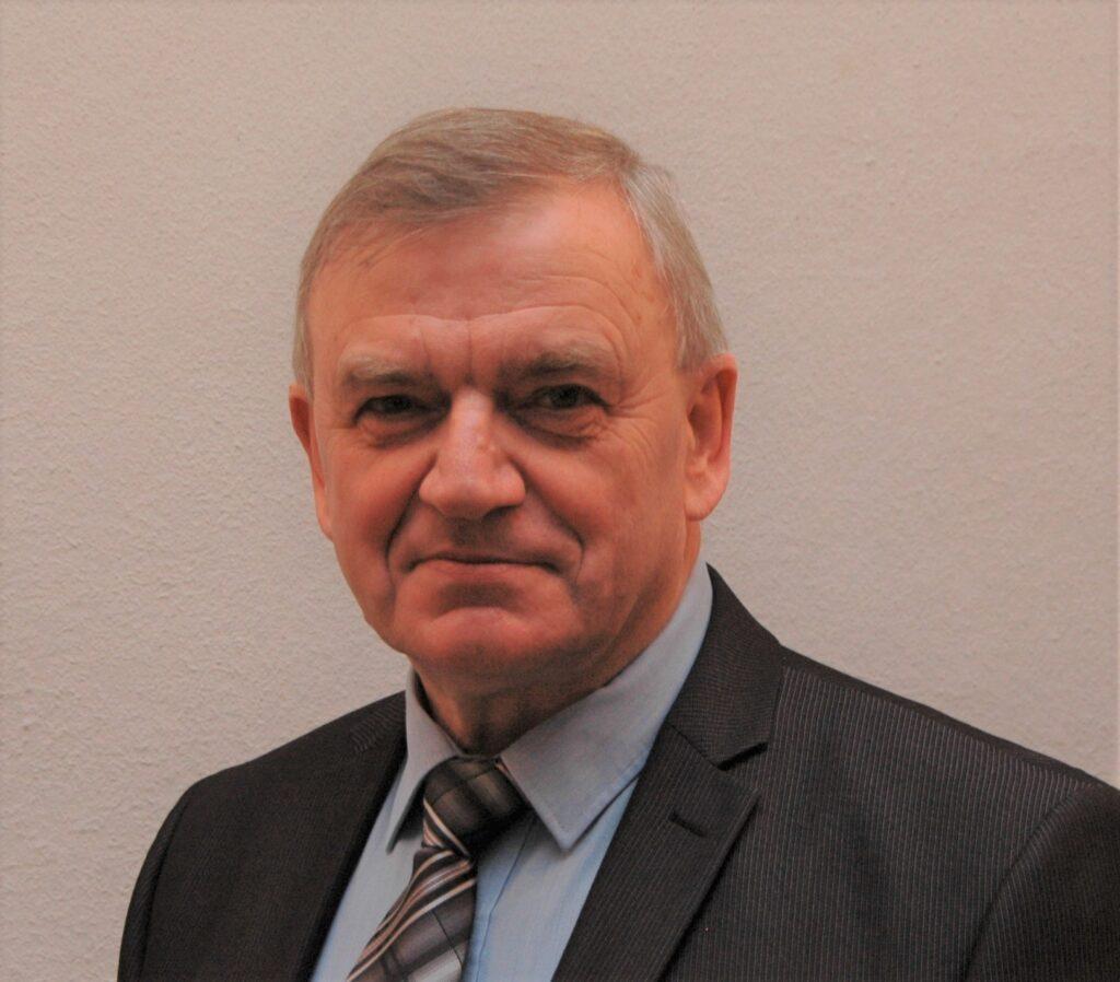 Portrait von Dr. Wilfried Zorn